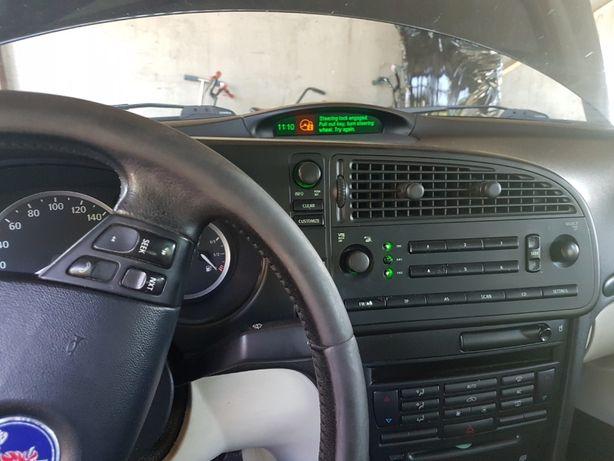 Steering Lock Malfunction Naprawa Saab Dojazd do Klienta Pomoc