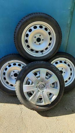 Металеві диски (Volkswagen Passat b6)
