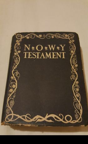 Nowy Testament z roku 1949