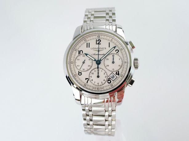 Мужские новые часы Longines The Saint-Imier Chronograph 41 мм
