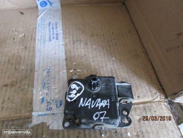 Motor da Comporta de Sofagem VP6NEH19E616AA NISSAN / NAVARA / 2007 /