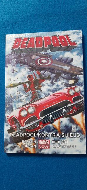 Deadpool kontra shield tom 4