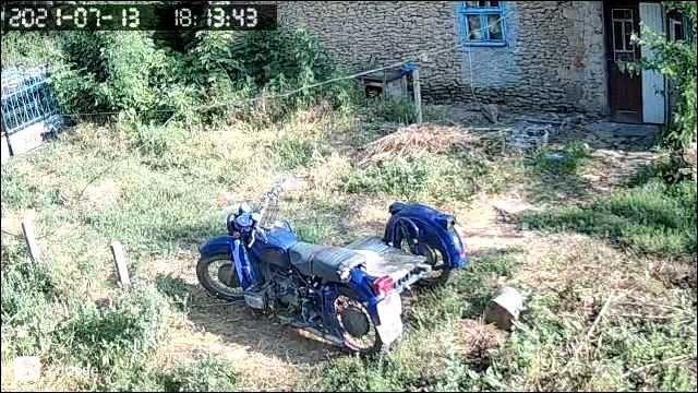 Мотоцикл КМЗ Днепр 11