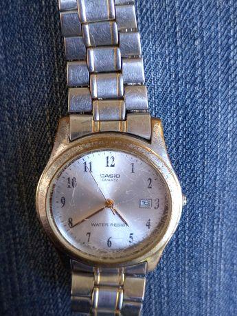 Relógio Casio original vintage com calendário a funcionar