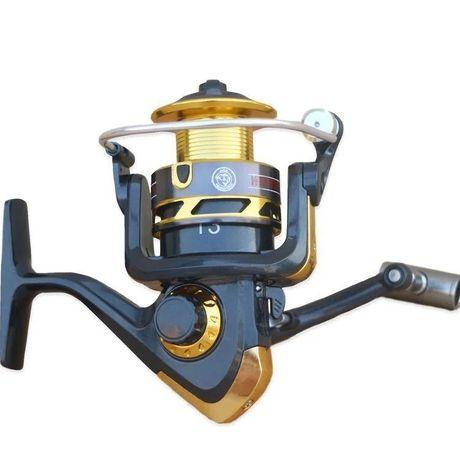 Рыболовная безынерционная Катушка ( 3000, 4000, 5000, 6000 размер )