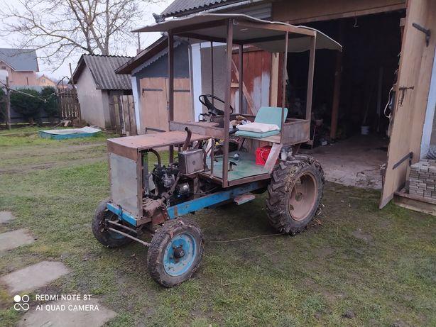 Трактор kubota саморобний