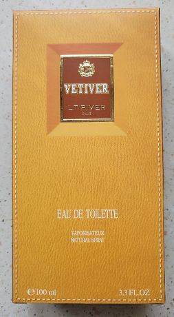 L.T. Piver VETIVER perfumy francuskie męskie 100ml nowe oryginalne