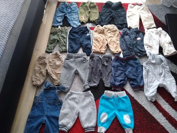 Zestaw spodni chłopięcych 62-68