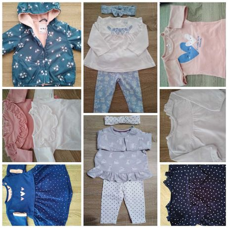 Ubranka niemowlece