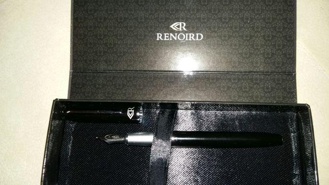 Markowe nowe pióro RENOIRD Granada Black.