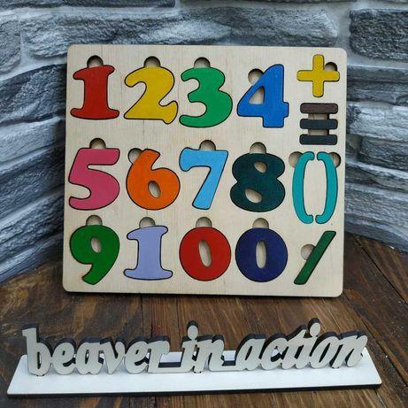 Дитячі сортери(абетки,цифри)