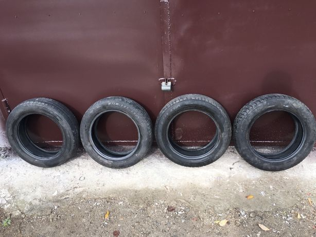 ЦІНА ЗА 4  ШТ /Продам літню резину (шини) (Fulda 155/65/R14 75T