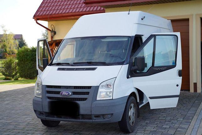 ford transit 110KM,salon polska