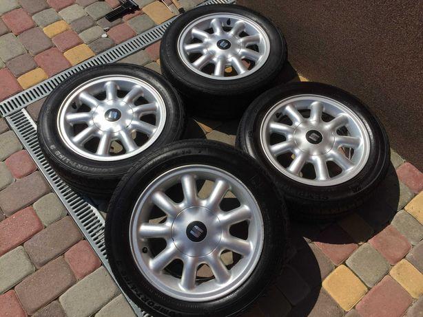 Тітанові діски Morow 4*100 R14 oPEL*mazda-daewoo-aveo-VW