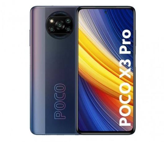 "Selado!  POCO X3 Pro Smartphone 6+128 GB, 6,67"" 120Hz FHD+"