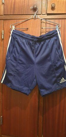 Calções Adidas 3 stripes Original