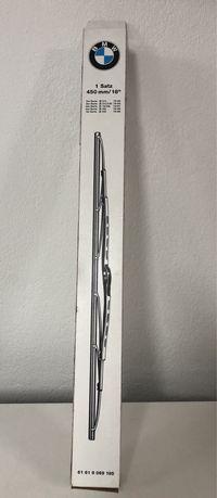 Jogo escovas limpa vidros BMW Classic originais