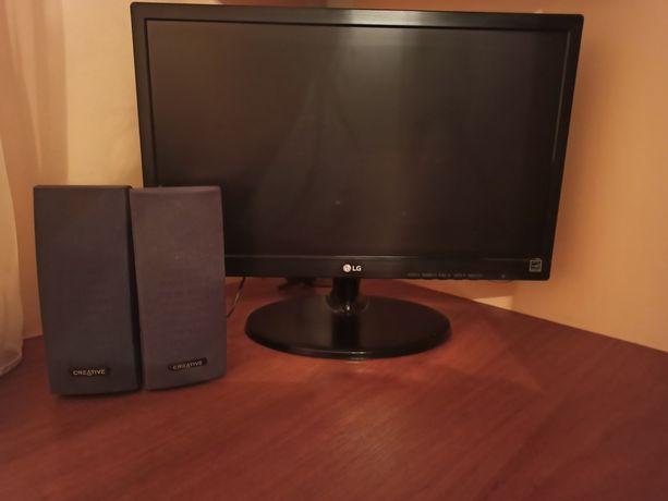 Monitor LG 19M38A-B