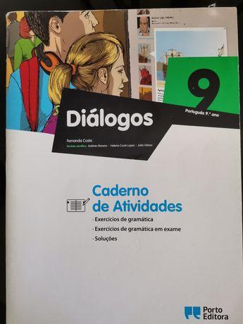 Diálogos 9 caderno de atividades