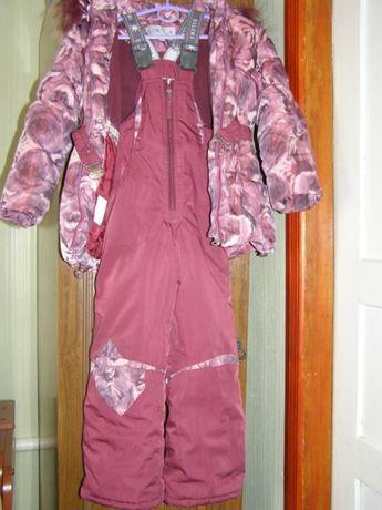 Комплект куртка комбез Bellini на зріст 122см