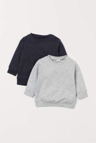 H&M zestaw 2 bluz dla maluszka