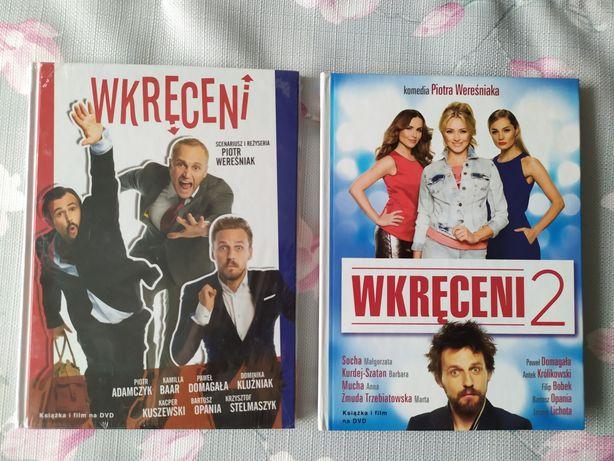 Wkręceni i Wkręceni 2 Polska komedia