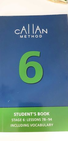 Callan Method - Stage 6