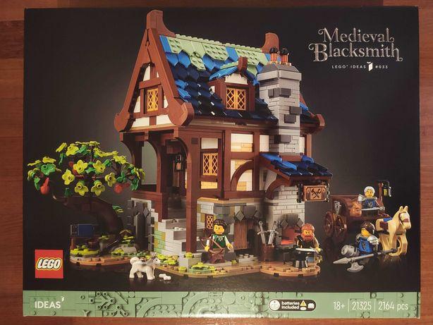 Vários Lego Creator 10242 Mini Cooper Harley Mustang Medieval Piratas