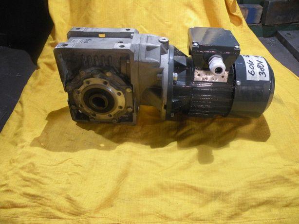 motoreduktor przekładnia ślimakowa 6 obrotów 037 kw