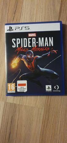 Spider Man Miles Morałem Ps5