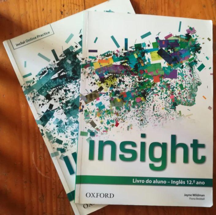 Insight Upper-Intermediate - 12.º Ano Moita - imagem 1