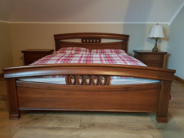 Piękne łóżko RAPSODIA