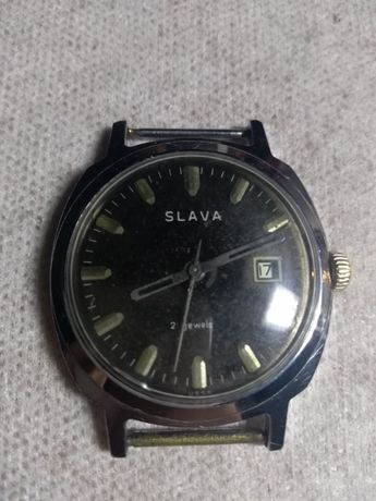 SLAVA 21 jewels na dobrym chodzie męska