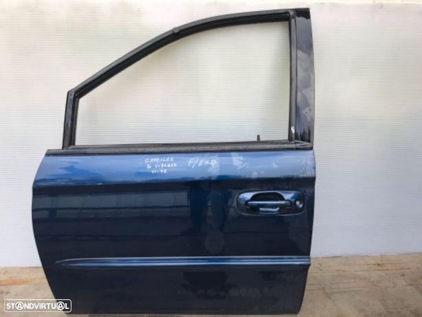 Porta ESQ Chrysler G Voyager de 01 a 05