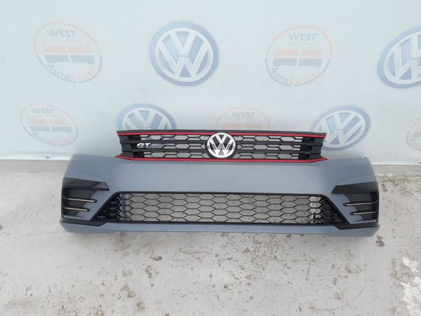 Бампер решетка VW Passat B8 GT usa сетка