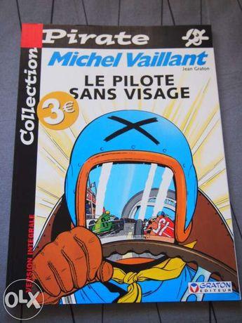 Michel vaillant - le pilote sans visage