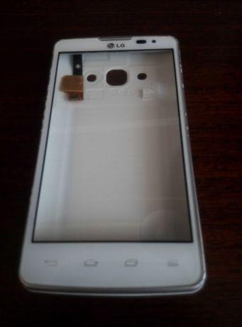 Сенсор (Тачскрин) для LG X135 L60i Dual (белый) Оригинал!