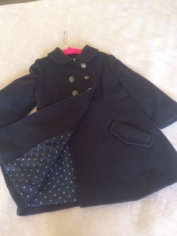 Пальто для дівчинки на 3-4 роки
