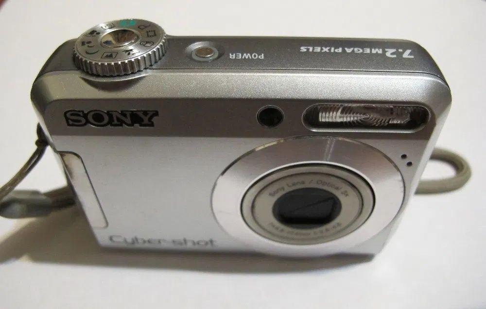 Фотоаппарат Sony Cyber-shot DSC-S650 Донецк - изображение 1