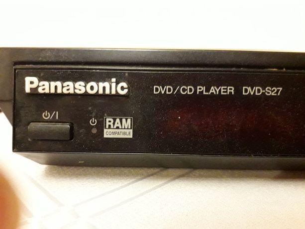 Panasonic DVD-S27 - odtwarzacz DVD / CD