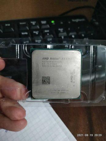 Процессор AMD Athlon X4 760K