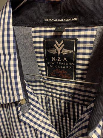 Nowa koszula N-Zealand