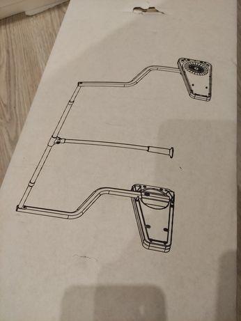 Cabide articulado Ikea Komplement para roupeiro Pax