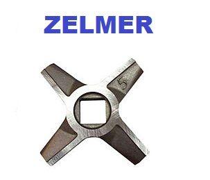 Нож мясорубки ніж Zelmer 5 двухст. 887.5 687.54 887.54 687.5 887.8 Зел