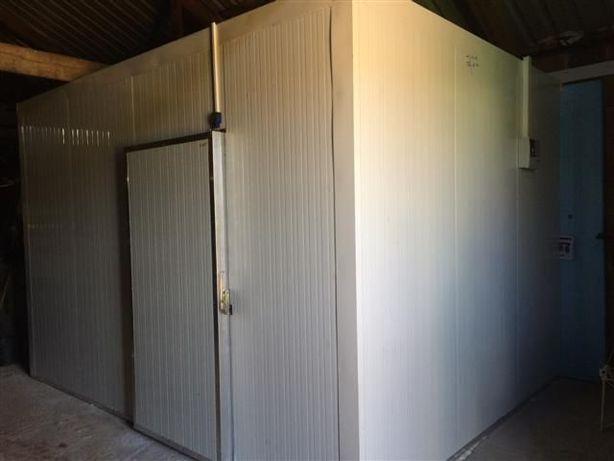 Câmaras conservação refrigeradas frutas,legumes,plantas,alimentos,etc