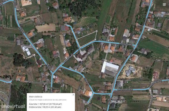 Terreno  com frente  de 60 m com viabilidade de construção
