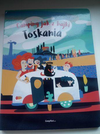Książka Camping jak z Bajki Toskania