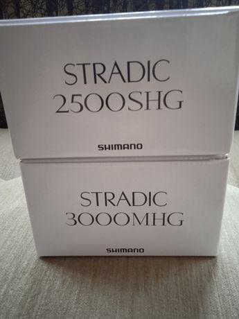 Катушка Shimano 19 Stradic