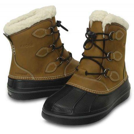 Сапоги Crocs AllCast р. 27 зима