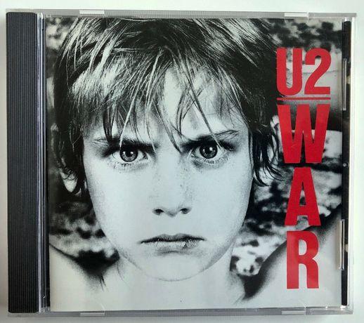 CD - U2 - War - Island Masters
